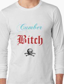 The Cumberbitch Club. Long Sleeve T-Shirt