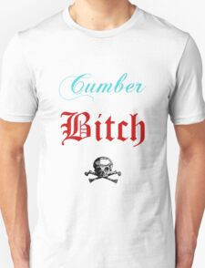 The Cumberbitch Club. Unisex T-Shirt