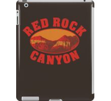 Red Rock Canyon iPad Case/Skin