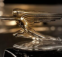 1937 Packard Hood Ornament   by ArtbyDigman