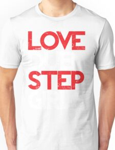 Love Dubstep Girls (red) Unisex T-Shirt