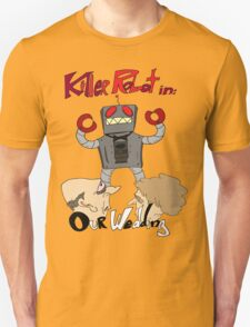 Killer Robot Goes to a Wedding T-Shirt