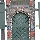 Historical Door III by orko
