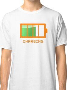 Battery Level | Charging Classic T-Shirt