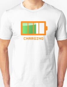 Battery Level | Charging T-Shirt