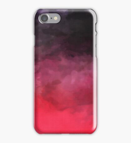Abstract Watercolor Gradient iPhone Case/Skin