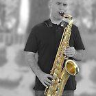 Fiery Sax by cishvilli