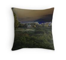 Sanctuary In The Park Throw Pillow