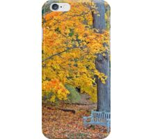 I am so glad I live in a world where there are Octobers. iPhone Case/Skin