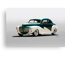 1941 Mercury 'Kustom' Coupe Canvas Print