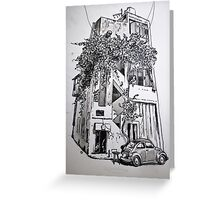 Beirut on Rue 66 Greeting Card