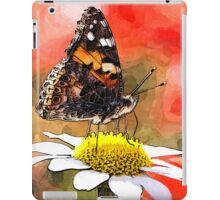 Wild nature - butterfly iPad Case/Skin