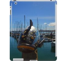 Fish out of water.....Fuerteventura iPad Case/Skin