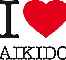 I ♥ AIKIDO by eyesblau