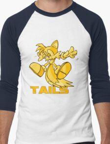 Tails isnt that bad :) Men's Baseball ¾ T-Shirt