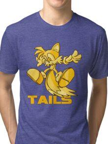 Tails isnt that bad :) Tri-blend T-Shirt