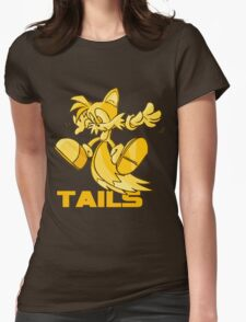Tails isnt that bad :) Womens Fitted T-Shirt