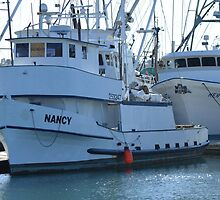 San Diego ~ The Nancy Boat by Marie Sharp