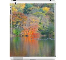NATURE ALWAYS WEARS THE COLOR OF THE SPIRIT. iPad Case/Skin