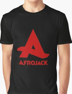 afrojack Graphic T-Shirt