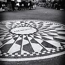 Strawberry Fields Forever - Central Park, New York, USA by Sean Farrow