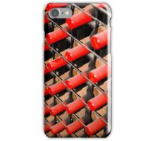 Stack of Wine Bottles iPhone Case/Skin