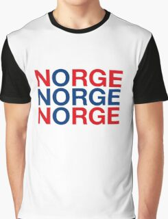 NORWAY Graphic T-Shirt