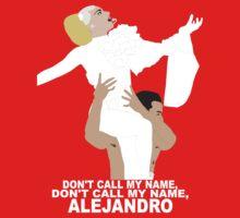 Lady Gaga Alejandro by LewisGaga