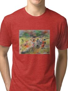 The Painters Tri-blend T-Shirt