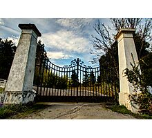 The Gates of Aldarra Photographic Print
