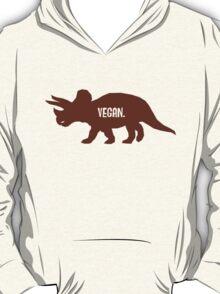 Triceratops Love Veggies T-Shirt