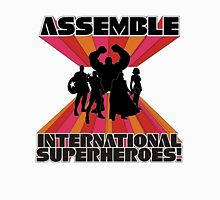 International Superheroes Unisex T-Shirt