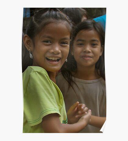 Philippine Children Poster