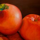 Apples by Juliette  Perales