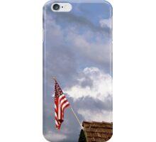 Patriotic Sky iPhone Case/Skin