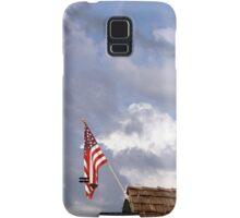 Patriotic Sky Samsung Galaxy Case/Skin