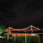 A Story Bridge From Afar by Peter Billiau
