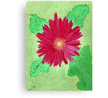A Gift That Keeps Blooming Canvas Print