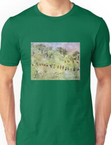 Field Workers Unisex T-Shirt