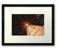 Shot Tower Framed Print