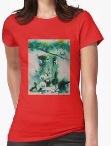 Hat Series #3 Cool Hats Womens Fitted T-Shirt