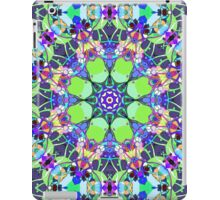 Vibrant Concentric Abstract iPad Case/Skin