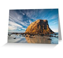 Glass House Rocks Greeting Card