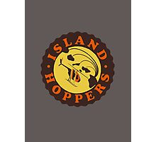 Island Hoppers /brown Photographic Print
