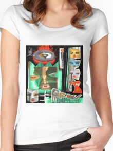 character Women's Fitted Scoop T-Shirt