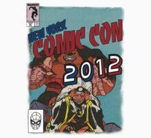 Comic Con 2012 Shirt Baby Tee