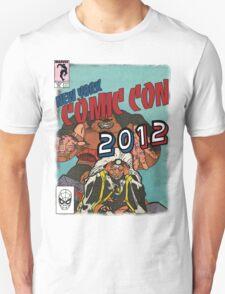 Comic Con 2012 Shirt T-Shirt