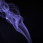 Smoking haze in purple by SMCK