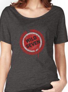 Wild Seven Women's Relaxed Fit T-Shirt