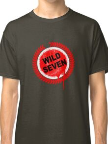 Wild Seven (clean) Classic T-Shirt
